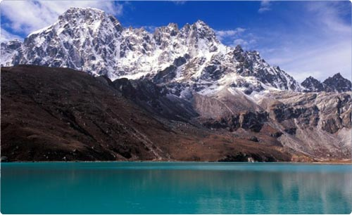 Gokyo Lake Rinjio Pass Trek